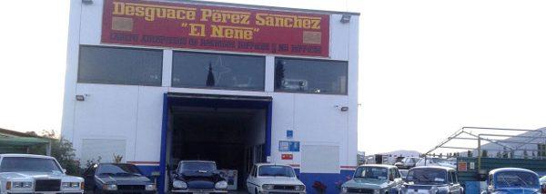 "Desguace Pérez Sánchez ""El Nene"""
